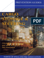 Cargo Stowage and Securing12