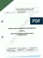 Guía Para Diseño de Redes Para Distribución Parte A