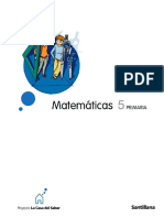5º libro Santillana matematicas.pdf