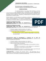 SEGUNDA CONVOCATORIA NED HCO.docx