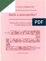 Játék a Matematika