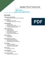 Autodesk Revit MEP 2014l