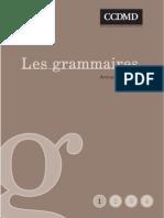 Les Grammaires I