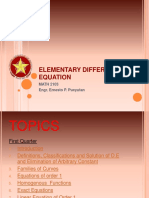De Reference and learning guides in powerpoint