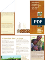 OAF Trifold Brochure