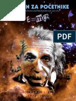 Albert Einstein Za Pocetnike