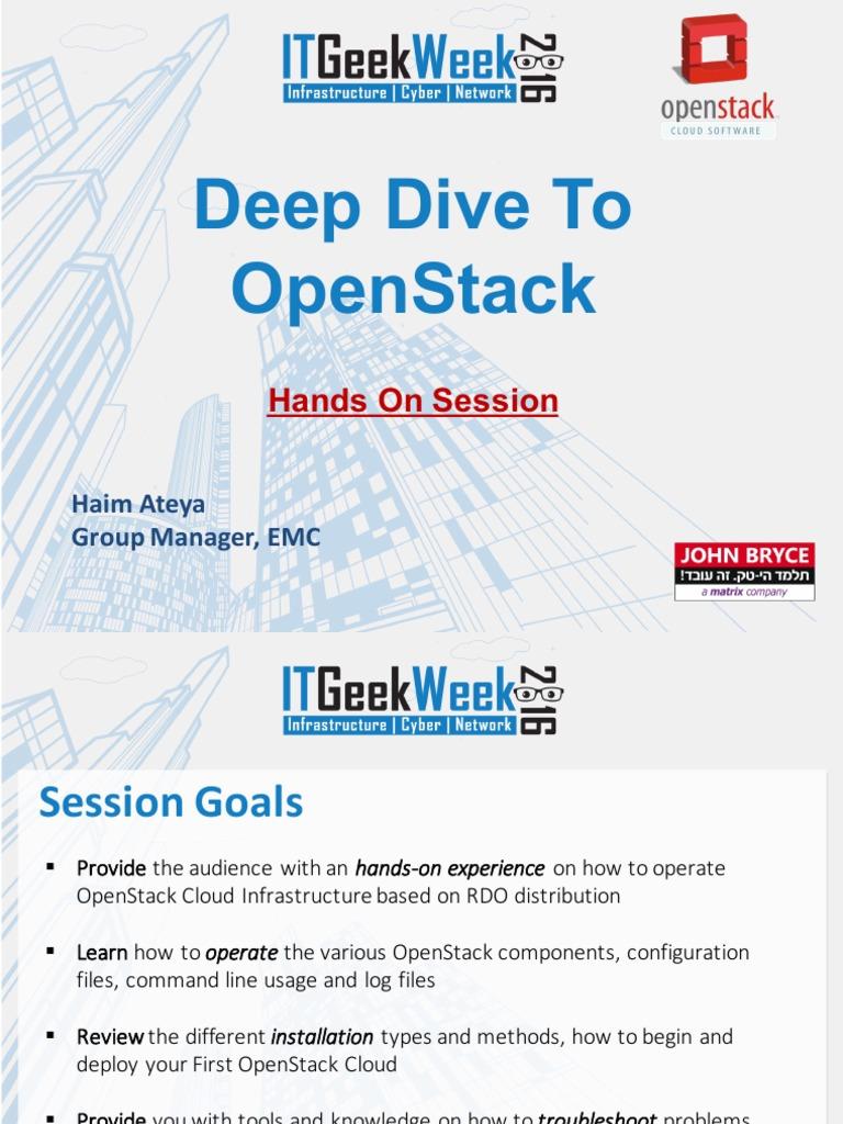 openstack-111 | Open Stack | Computer Data Storage