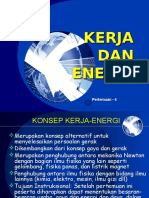 Kerja Dan Energi