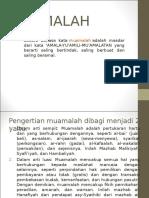 14. MUAMALAH