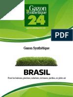 Gazon Synthetique Brasil - Gazonsynthetique24