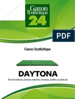 Gazon Synthetique Daytona - Gazonsynthetique24