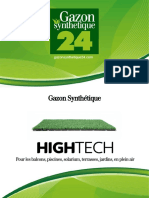 Gazon Synthetique High Tech - Gazonsynthetique24