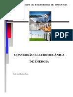Conversão Eletromecânica de Energia - Joel Rocha Pinto