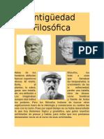 Antigüedad Filosófica.doc