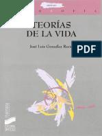 Teorías de La Vida - José Luis González