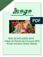 Inflación Primer Trimestre 2016 (IPC) 1.pdf