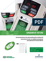 catalogo_UNIDRIVE_M100.pdf