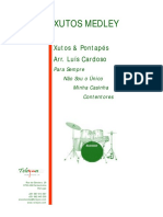 Xutos Medley - Luís Cardoso - - 50 Ítens
