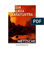 Assim Falava Zaratustra-Friedrich W. Nietzsche
