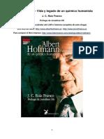 (Ruiz Franco) - Albert Hofmann, Vida y Legado de Un Quimico Humanista