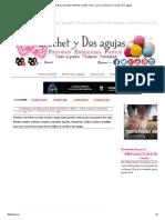 modelos_Paso y Patrones _ Crochet y Dos Agujas
