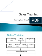 Ch.10 Dalrymple's Sales Training