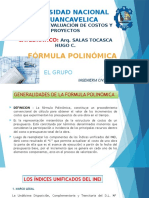 Formulas Polinomicas explicacion