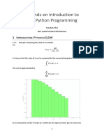 Mpi in Python