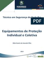 Caderno de Segurança (EPI e EPC)