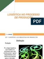 Logistica Em Processo de Produção
