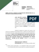 Apelacion Prision Preventiva Alarcon
