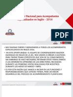 Presentación Acompañantes de Inglés 22.04.16