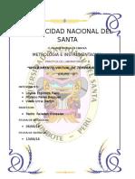 LABORATORIO DE METROLOGIA