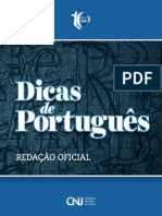 Dicas de Português - Redação Oficial - CNJ