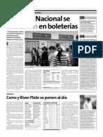 Comunicado Peñarol