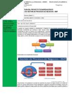 Guia Estructura Proyecto Tecnopedagógico - Gestión de Procesos de Negocios – BPM (Capacidad – Procesos)