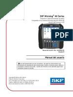 Microlog AX CMXA80 Manual de Usuario