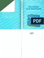 Pizzorno Et Al Los Límites de La Democracia