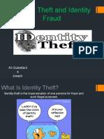 gulestani ali identity theft and identity fraud