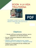 Cambios Fisiologicos Ytransicion a La Vida Extrauterina u