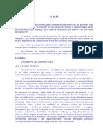 Sesión  N°07    El  Acta