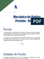 Presentación - Mecánica de Fluidos