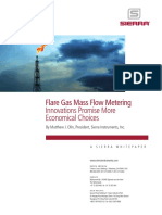 Wp Flare Gas Mass Flow Metering