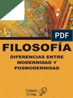 Diferencias Entre Modernidad y Posmodern - Colegio24hs(Author)