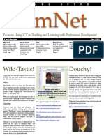 TIMNET Term1 Newsletter