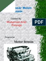 Perkembangan Motor Bensin