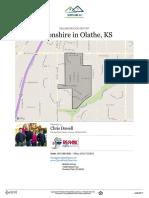 Devonshire Neighborhood Real Estate Report