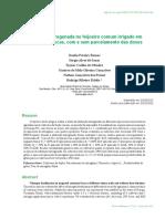 2014_adubaçao Nitrogenada No Feijoeiro Comum Irrigado Em Diferentes Epocas Com e Sem Parcelamento Das Doses