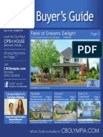 Coldwell Banker Olympia Real Estate Buyers Guide June 18th 2016