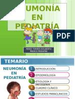 Neumonia pediatrica